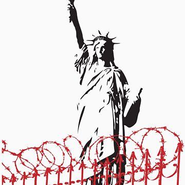 Liberty? by AmLegendary