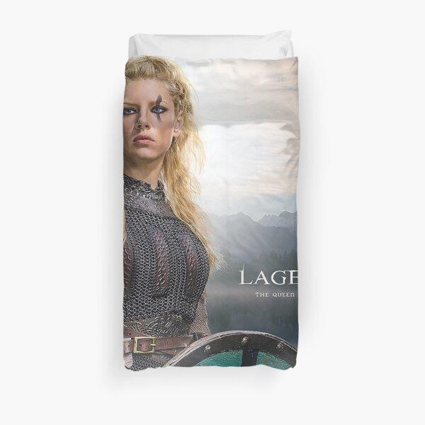 Lagertha Vikings Housse de couette