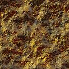 Decorative background with effect of stones by starchim01