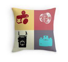ломография | Lomography Throw Pillow