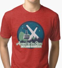 Ascend to the Stars III - non-distressed Tri-blend T-Shirt