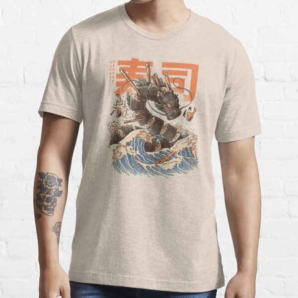 Great Sushi Dragon Essential T-Shirt