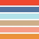 Six Stripes  by fimbisdesigns
