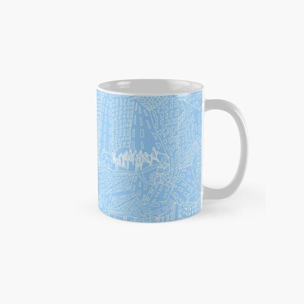 blue city Classic Mug