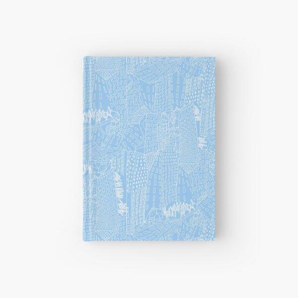 blue city Hardcover Journal