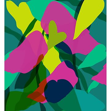 Colourful garden riot part 01 by juliechicago