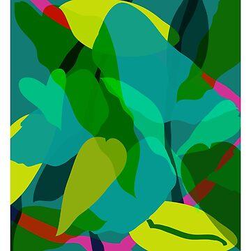 Colourful garden riot part 02 by juliechicago