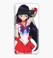 Sailor Mars Hülle & Klebefolie für Samsung Galaxy