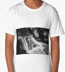 Lower Falls, 2018.07.17 Long T-Shirt