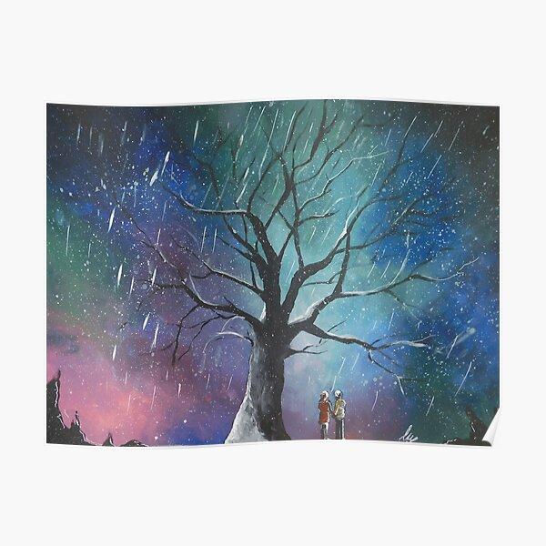 The Christmas Tree. Poster