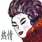 Geisha Passion  by bev langby