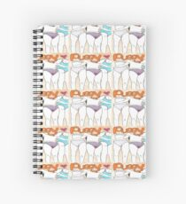 pussy pact  Spiral Notebook