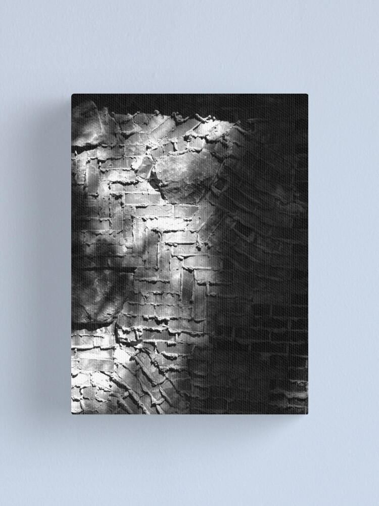 Alternate view of Another Brick in the Wall Canvas Print