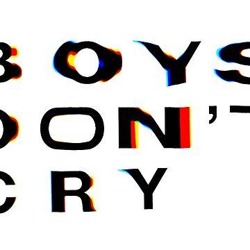 Small Boys Don't Cry by bobbooo