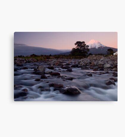 Mount Taranaki 4 Canvas Print