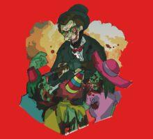 Abe, Zombie Hunter