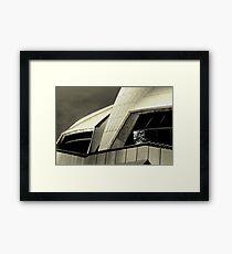 ~Cultural Base~ Framed Print