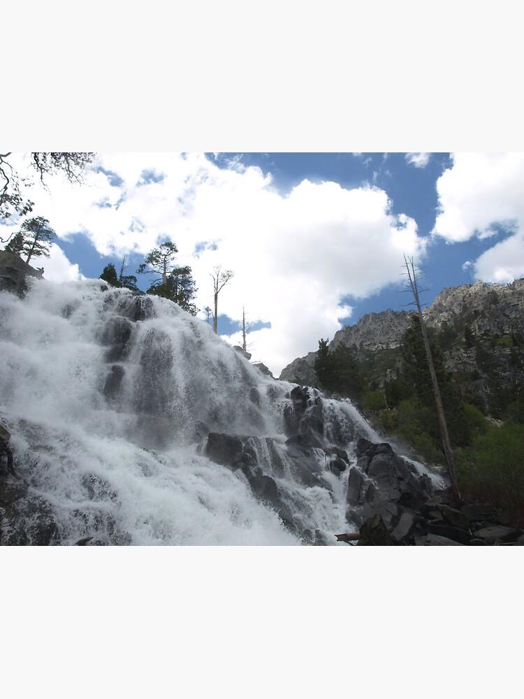 Eagle Falls II by JandMPhoto