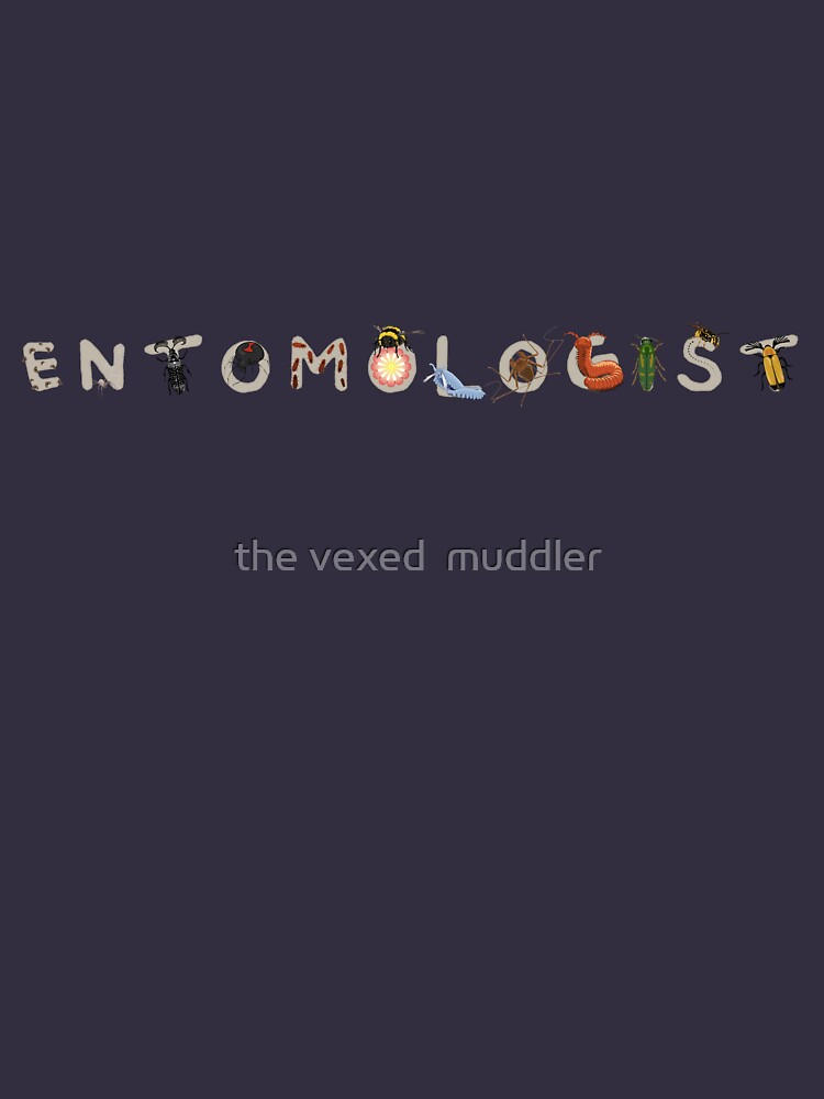 Entomologist  by thevexedmuddler