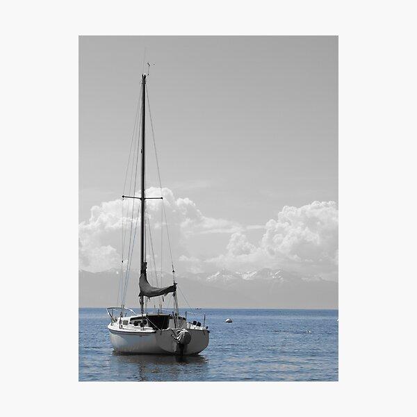 Tahoe Blew  Photographic Print