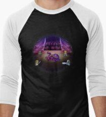 Octopus Opera Men's Baseball ¾ T-Shirt