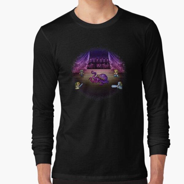 Octopus Opera Long Sleeve T-Shirt