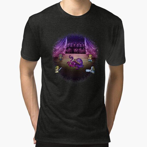 Octopus Opera Tri-blend T-Shirt