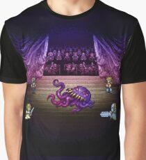 Octopus Opera Graphic T-Shirt