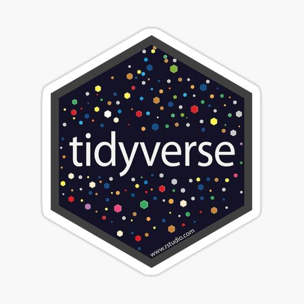 R Tydiverse Logo Sticker