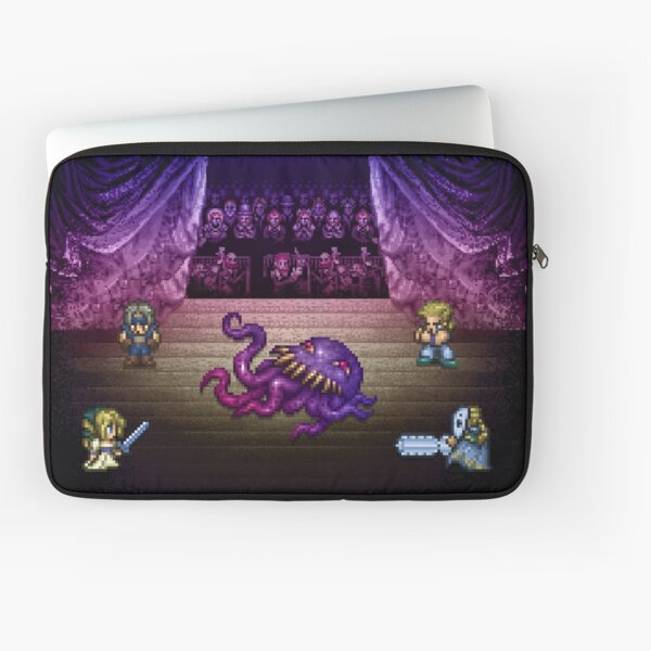 Octopus Opera Laptop Sleeve