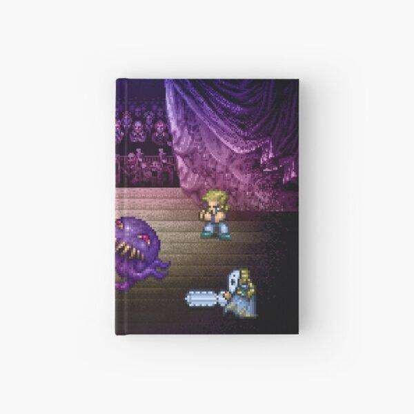 Octopus Opera Hardcover Journal