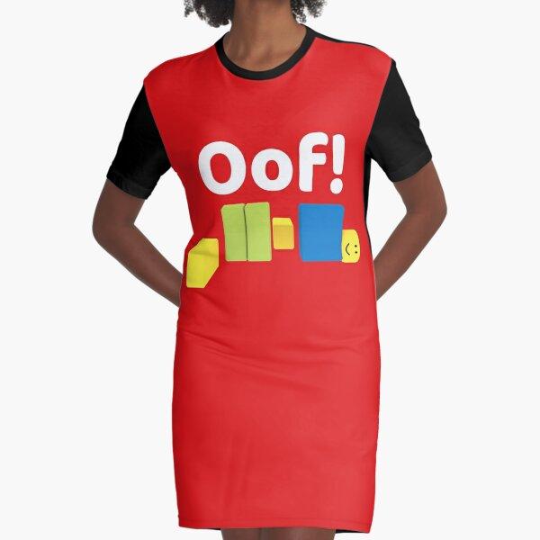 Sudadera Ligera Roblox Oof Juego De Noob De Smoothnoob Vestido Camiseta Roblox Noob Con Camiseta Inspirada En Perro Roblox De Smoothnoob Redbubble
