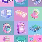 90s Nostalgia Series: Collage by alyjones