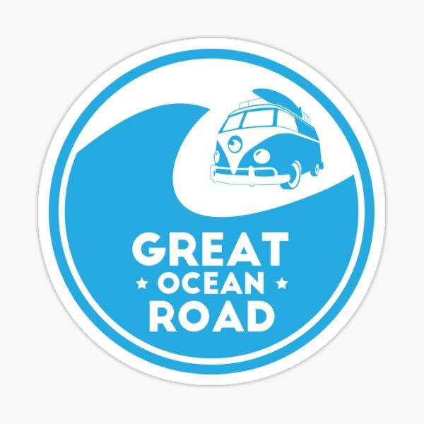 Great Ocean Road Sticker