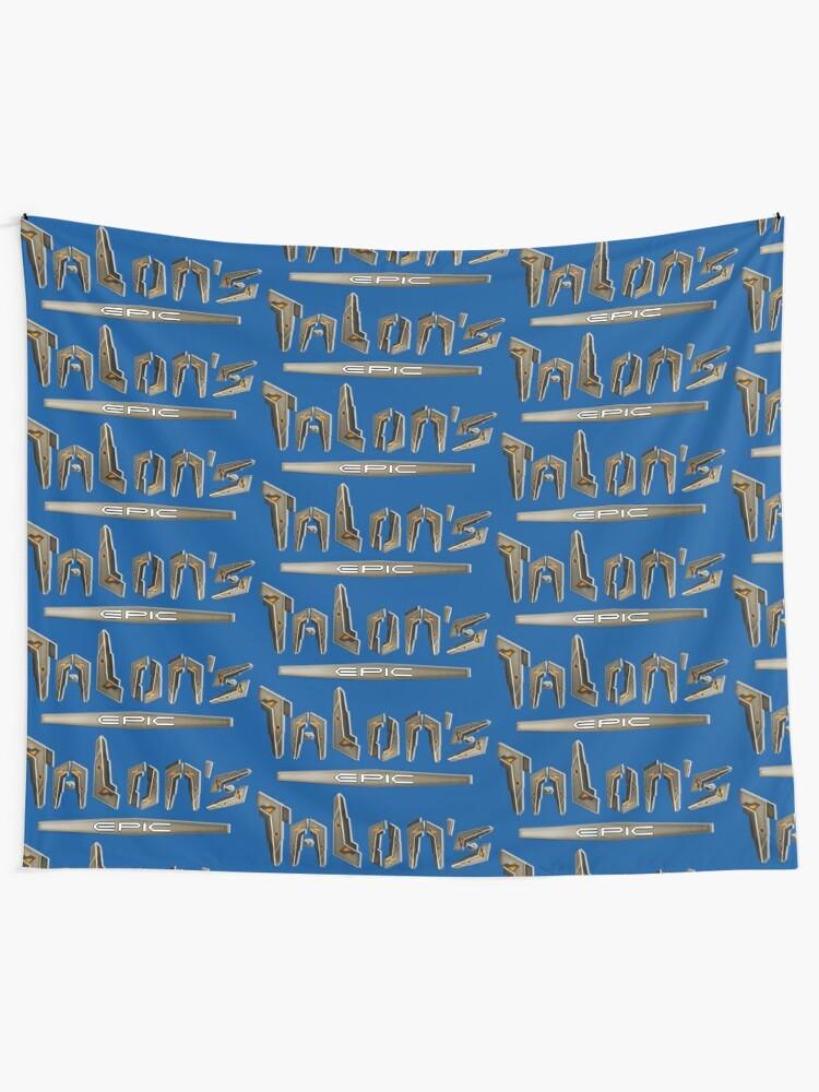Alternate view of Talon's Epic Tapestry