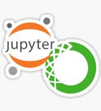 Scientific Python Sticker