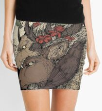 The Elk King Mini Skirt