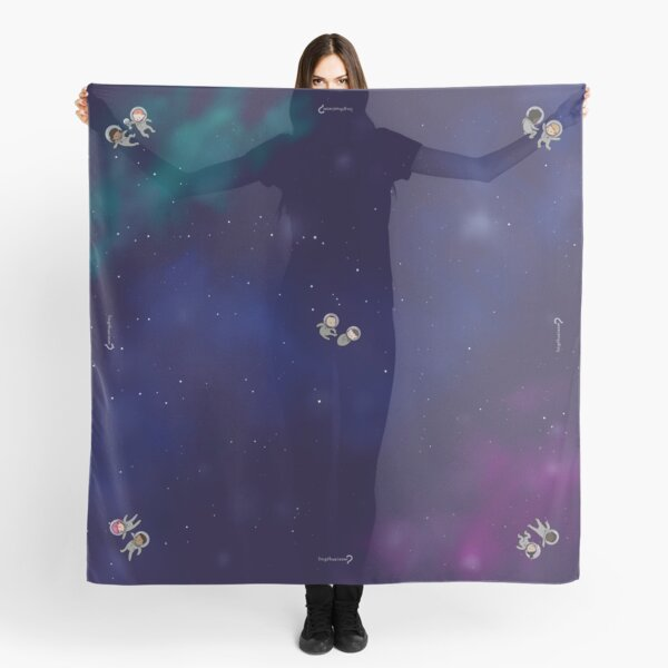 Space Baby - Space Scarf Scarf