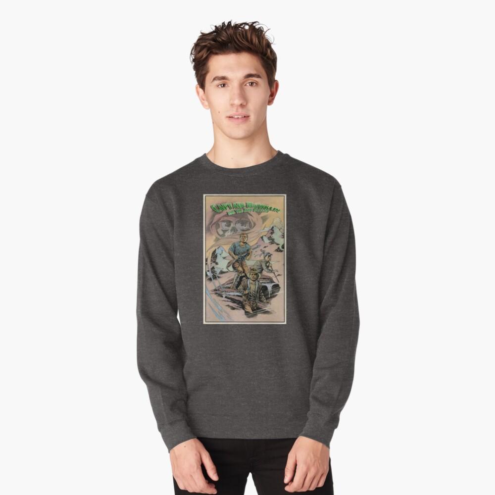Captain Hawklin - Jade Dragon Pullover Sweatshirt