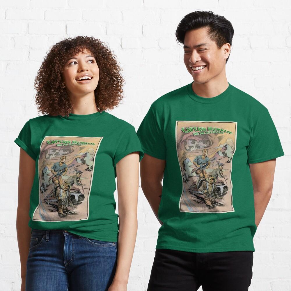 Captain Hawklin - Jade Dragon Classic T-Shirt