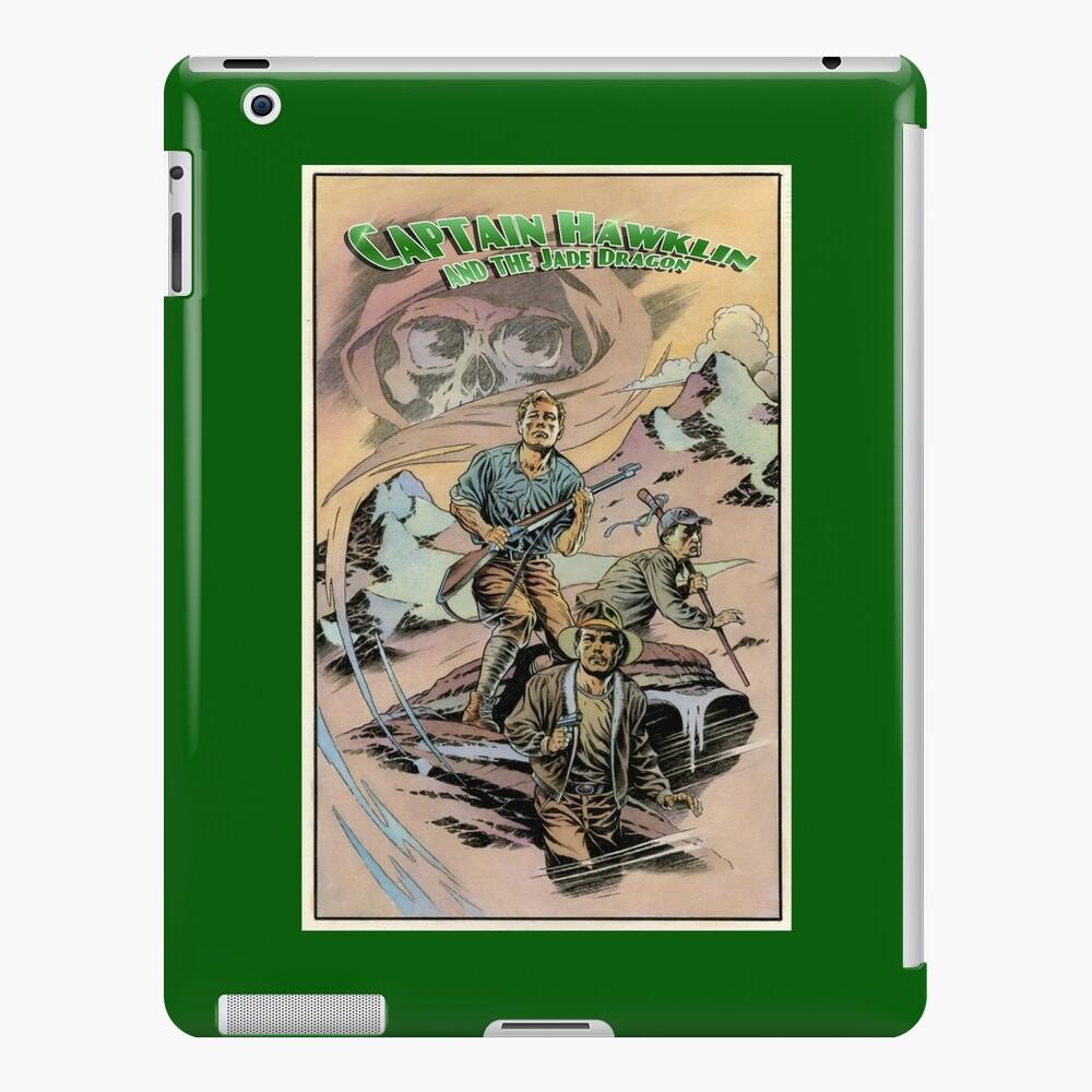 Captain Hawklin - Jade Dragon iPad Case & Skin