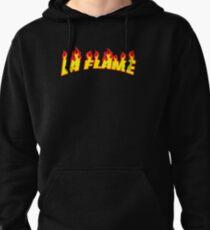 La Flame Pullover Hoodie