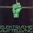 Electricity Show 1914 Frankfurt am Main by edsimoneit