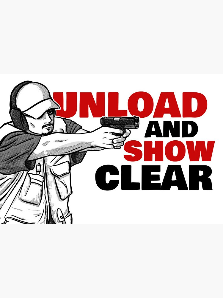 Unload and Show Clear by armedlutheran