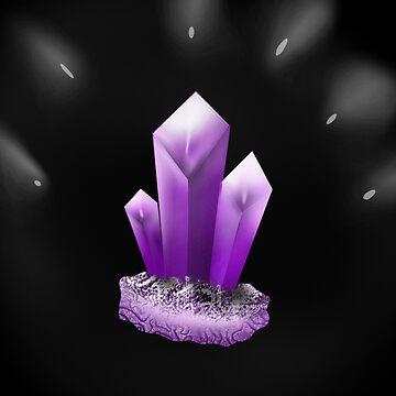 Crystals by thebigG2005