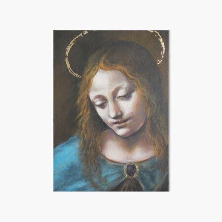 Madonna Art Board Print