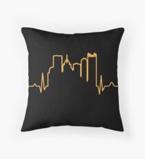 ITS A BURGH THING Throw Pillow