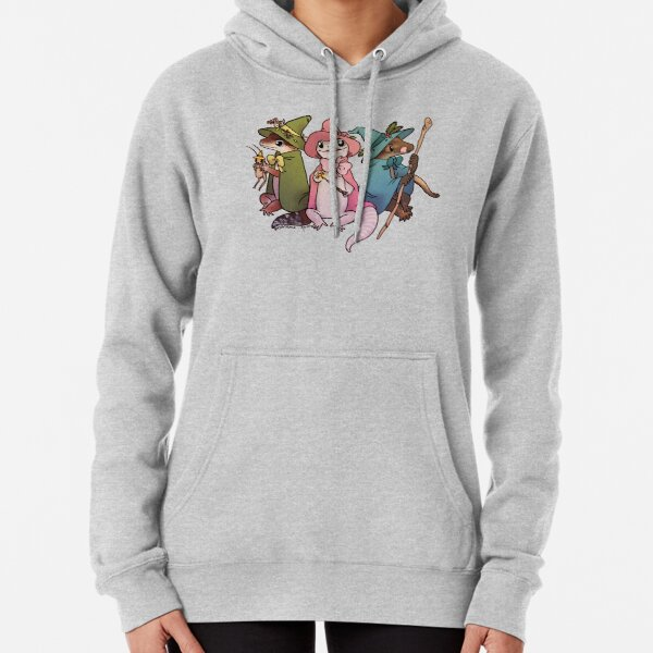 AFT, Leo, and a Crestie! Pullover Hoodie