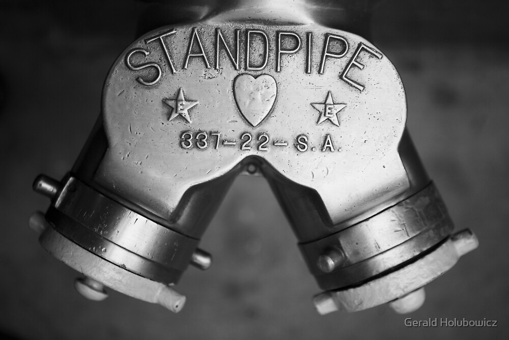 Standpipe by Gerald Holubowicz