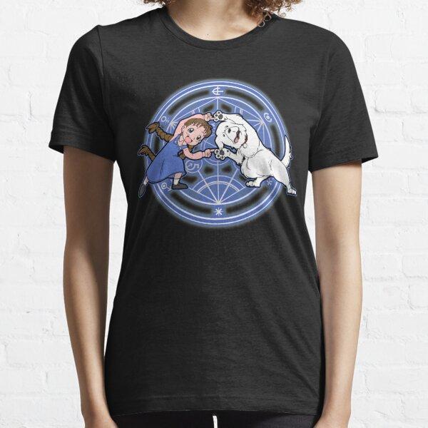 Fullmetal Fusion Alchemist Camiseta esencial
